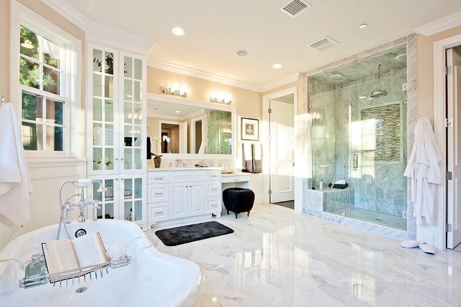 clean and modern bathroom design oakland