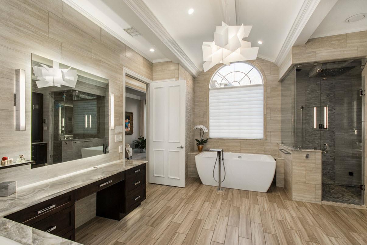 master bathroom design Oakland