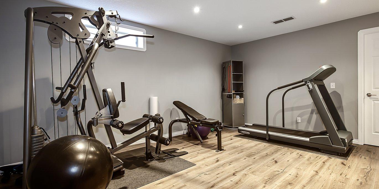 basement gym oakland