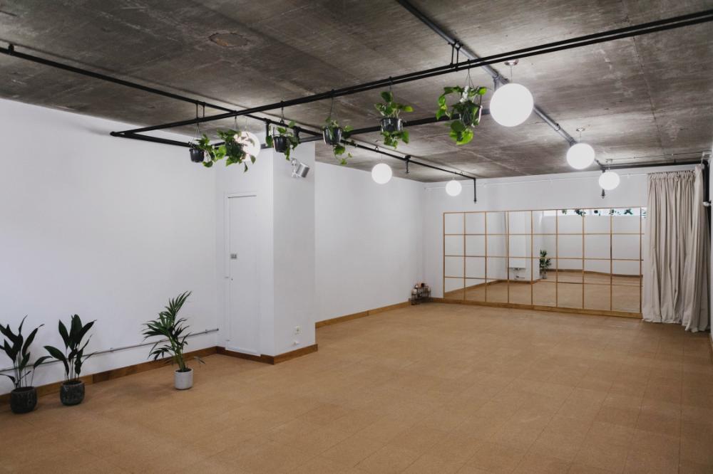 basement yoga studio oakland