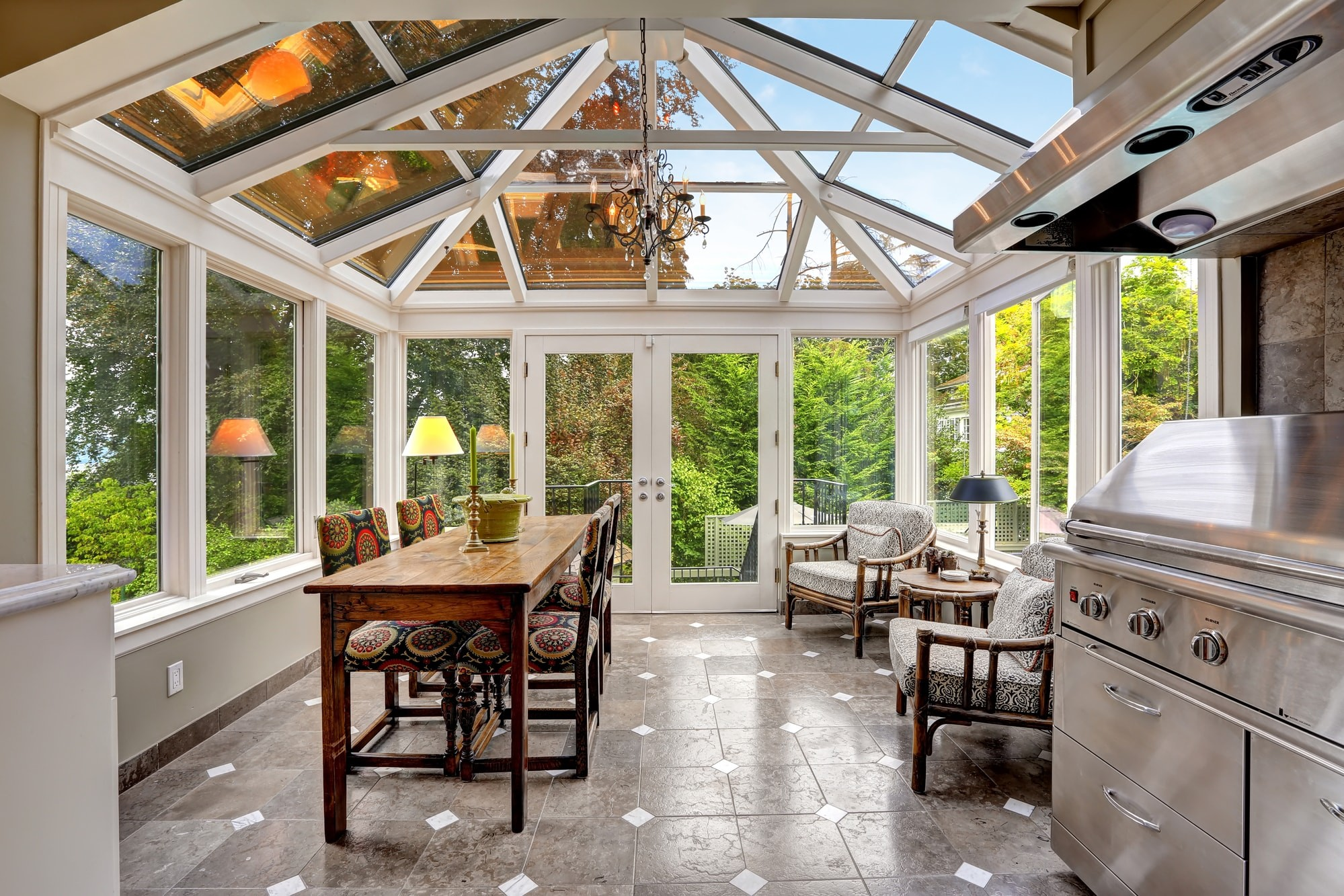 sun room designs oakland