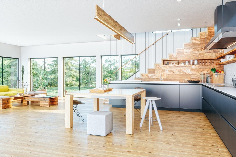open floor plan designs bay area