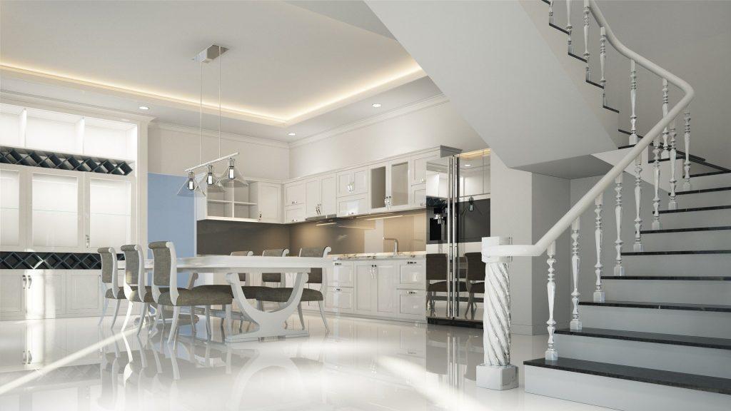 modern interior home bay area ca